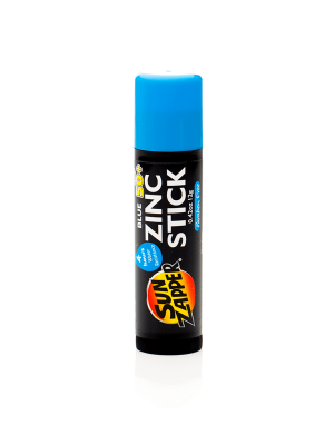 Buy Sun Zapper Blue Zinc Stick SPF 50+ (12g) Online at Best Price, Reviews