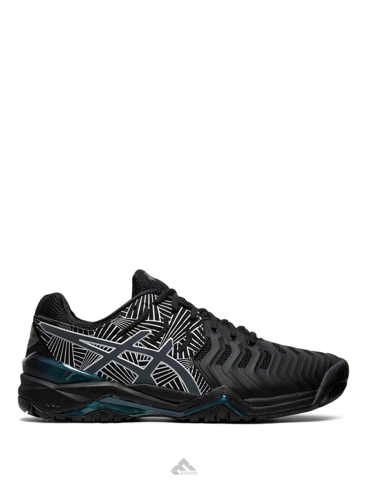 Asics Gel Resolution 7 L E Black
