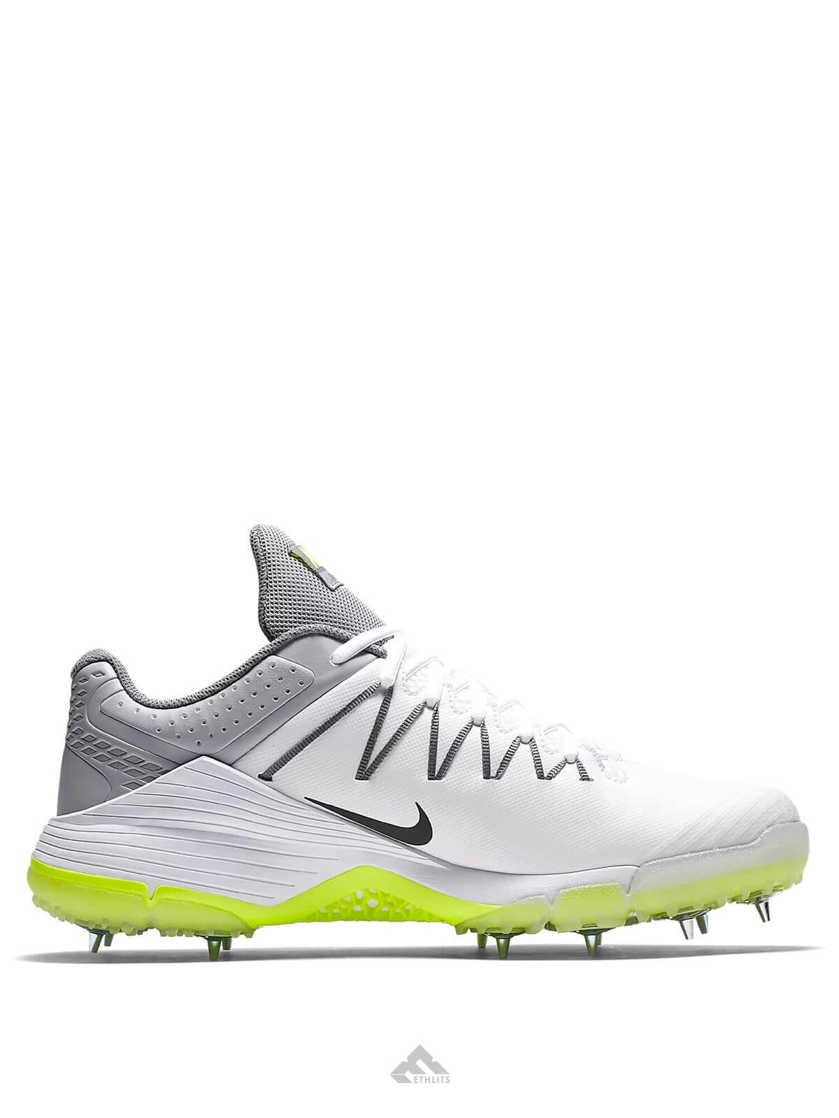 repliche vendita economica nuovo prodotto Buy Nike Domain 2 White/Wolf Grey Cricket Spike Shoes Online in ...