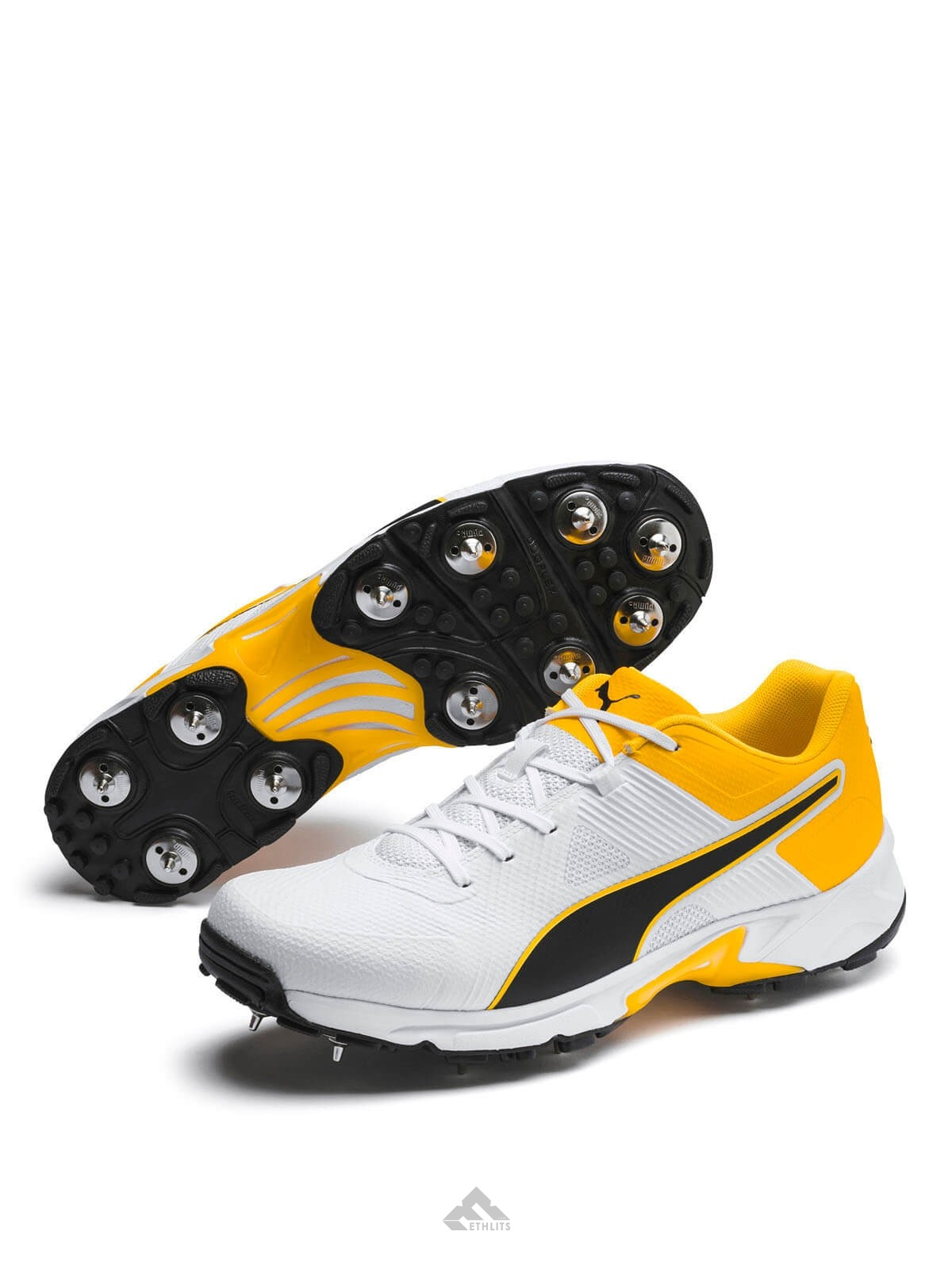 Buy Puma 19.2 Spike Orange/White Men's