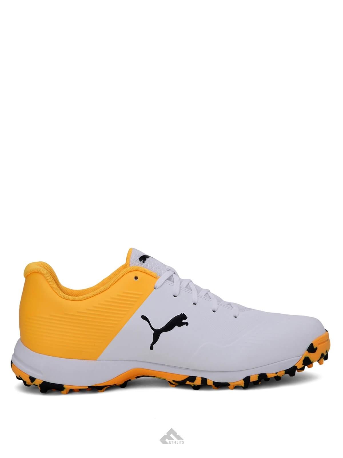 Buy Puma 19 FH Orange/White Rubber
