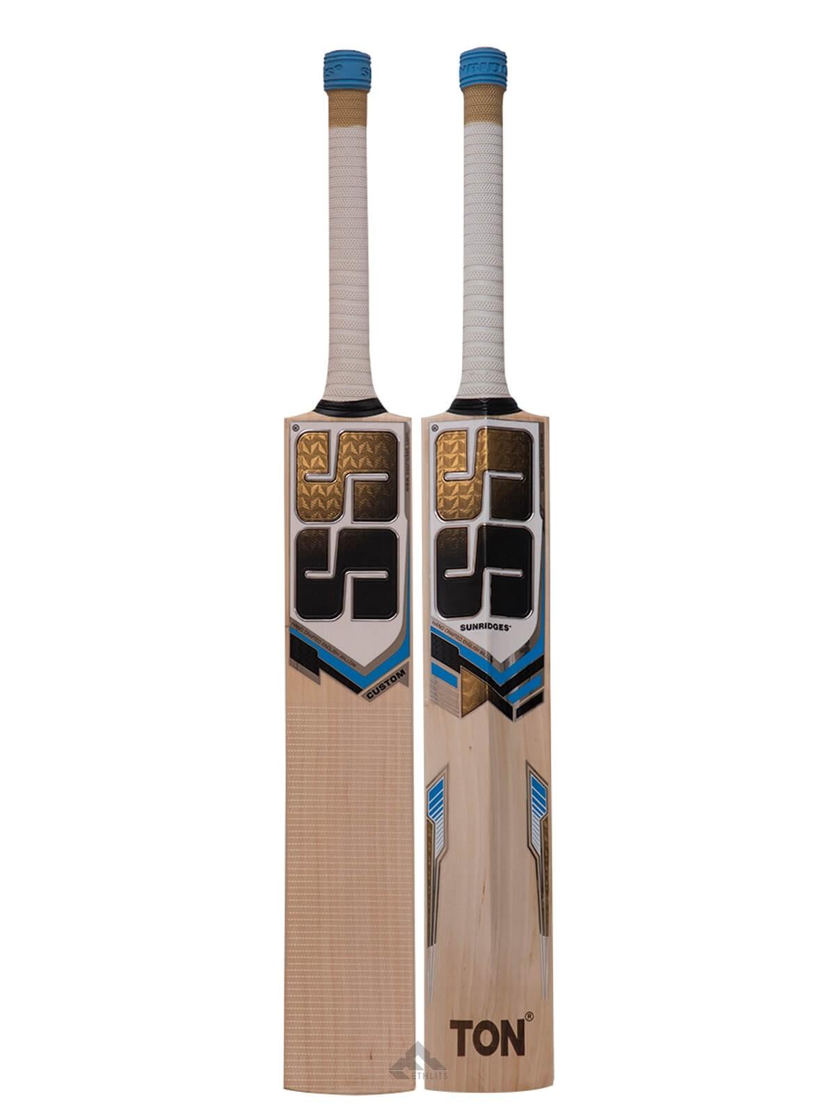 SH SS Custom Grade 3 English Willow Cricket Bat
